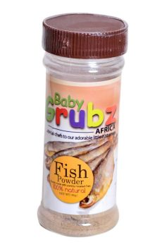 BabyGrubz Fish Powder